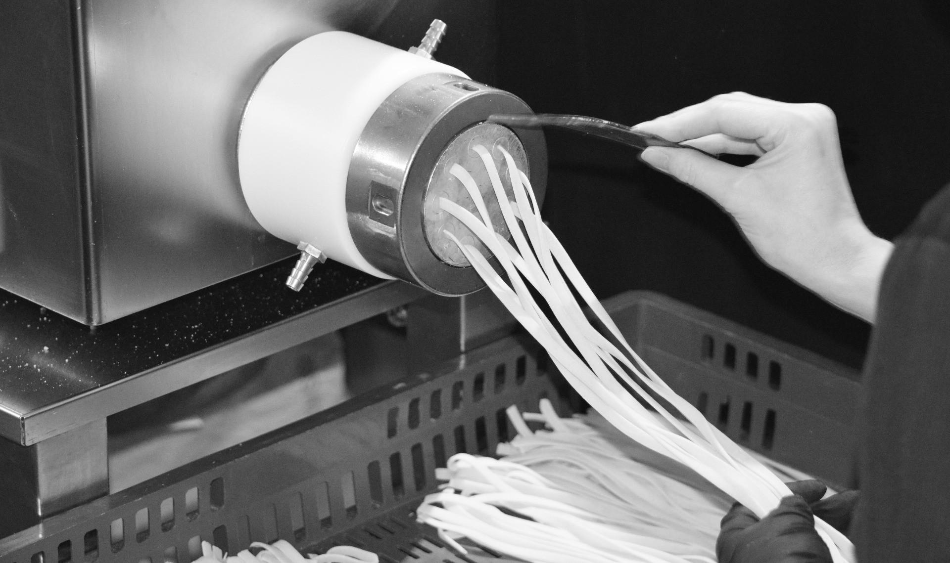 fabrication pâtes